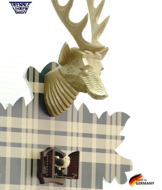 Часы с кукушкой Trenkle_3050Q.. Страна: Германия (Шварцвальд) купить на triberg.ru