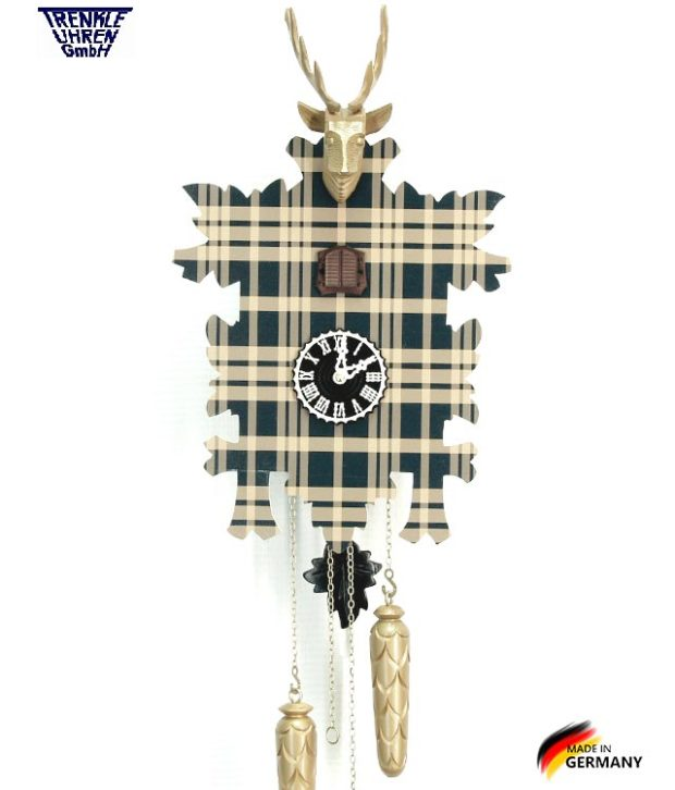 Часы с кукушкой Trenkle_3050_q Страна: Германия (Шварцвальд) купить на triberg.ru