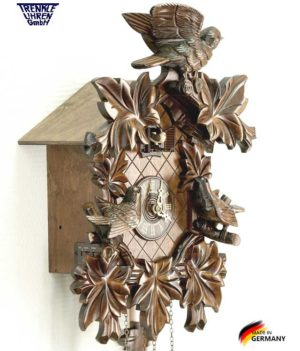 Часы с кукушкой Trenkle_366Q.. Страна: Германия (Шварцвальд) купить на triberg.ru