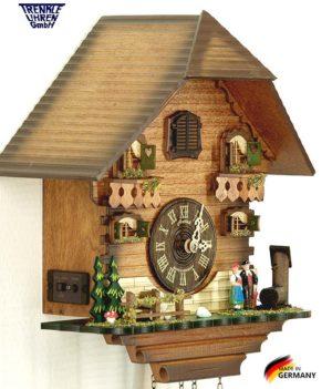 Часы с кукушкой Trenkle_401Q.. Страна: Германия (Шварцвальд) купить на triberg.ru