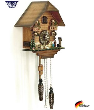 Часы с кукушкой Trenkle_401_q. Страна: Германия (Шварцвальд) купить на triberg.ru