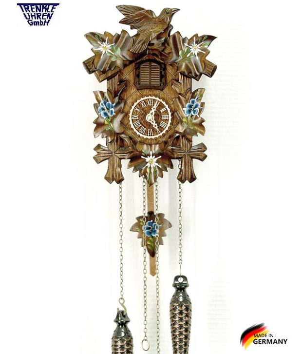 Часы с кукушкой Trenkle_411_qksv Страна: Германия (Шварцвальд) купить на triberg.ru