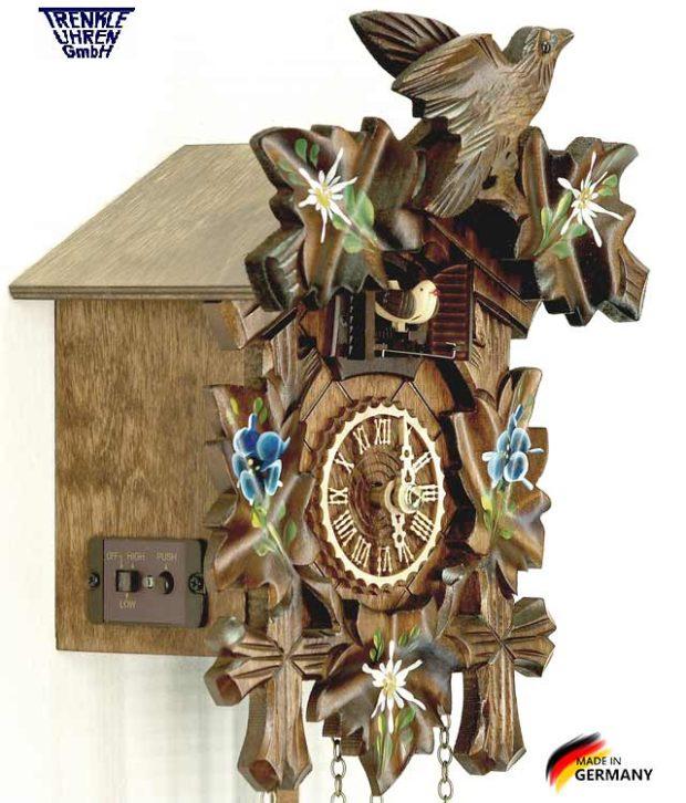 Часы с кукушкой Trenkle_411_qksv.. Страна: Германия (Шварцвальд) купить на triberg.ru