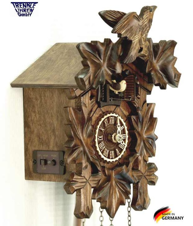 Часы с кукушкой Trenkle_412_qksv.. Страна: Германия (Шварцвальд) купить на triberg.ru
