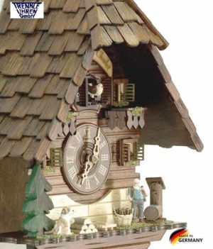 Настенные часы с кукушкой Trenkle_413Q.. Страна: Германия (Шварцвальд) купить на triberg.ru