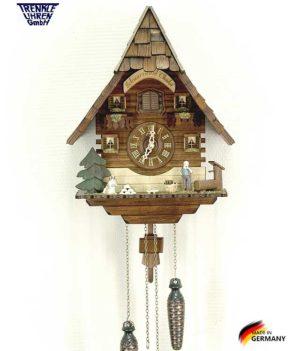 Настенные часы с кукушкой Trenkle_413_q Страна: Германия (Шварцвальд) купить на triberg.ru