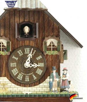 Часы с кукушкой Trenkle_428Q.. Страна: Германия (Шварцвальд) купить на triberg.ru