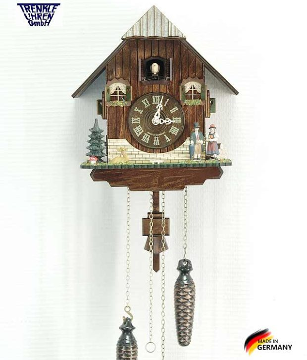 Часы с кукушкой Trenkle_428_q Страна: Германия (Шварцвальд) купить на triberg.ru