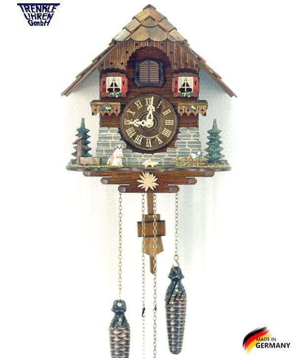 Часы с кукушкой Trenkle_431_q Страна: Германия (Шварцвальд) купить на triberg.ru