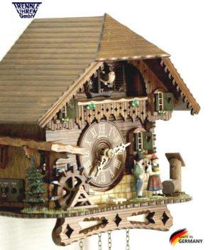 Часы с кукушкой Trenkle_438Q.. Страна: Германия (Шварцвальд) купить на triberg.ru