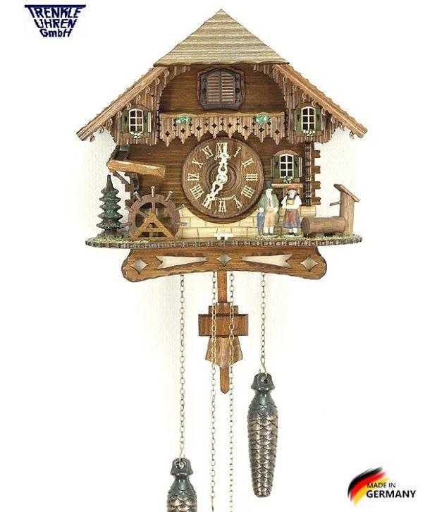Часы с кукушкой Trenkle_438_q Страна: Германия (Шварцвальд) купить на triberg.ru