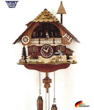 Настенные часы с кукушкой Trenkle_496_qmt Страна: Германия (Шварцвальд) купить на triberg.ru