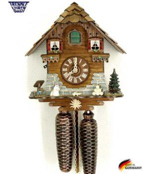 Настенные механический часы с кукушкой Trenkle_8501 Страна: Германия (Шварцвальд) купить на triberg.ru