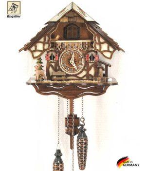 Часы с кукушкой Engstler-416q Страна: Германия (Шварцвальд) купить на triberg.ru