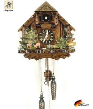 Часы с кукушкой Engstler-427q Страна: Германия (Шварцвальд) купить на triberg.ru