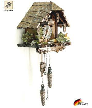 Часы с кукушкой Engstler-427q. Страна: Германия (Шварцвальд) купить на triberg.ru