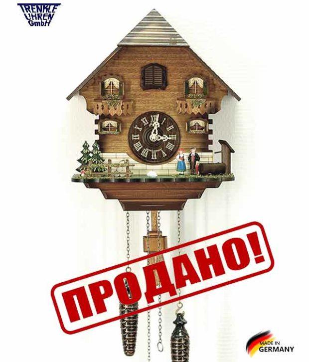 Часы с кукушкой trenkle401q Страна: Германия (Шварцвальд) купить. SALE