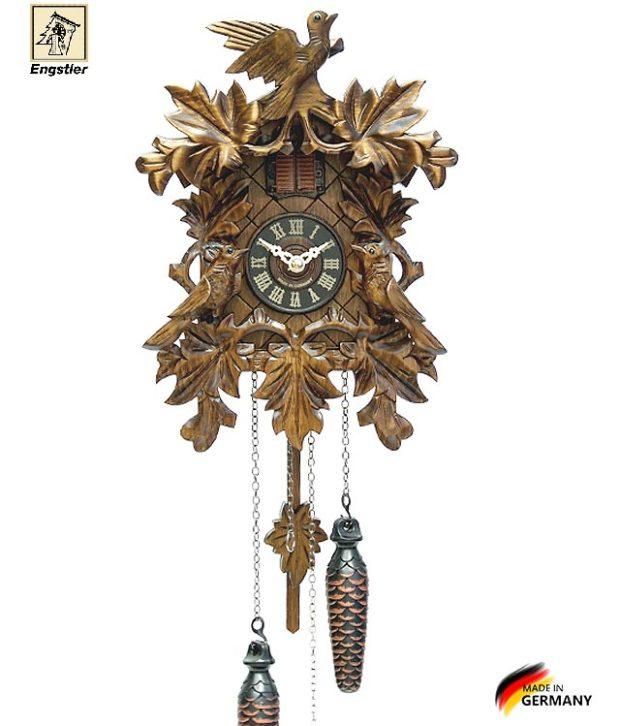 Часы с кукушкой Engstler-630q Страна: Германия (Шварцвальд) купить на triberg.ru