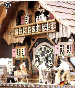 Часы настенные механические с кукушкой Anton_Schneider_8tmt_1595_9... Страна: Германия (Шварцвальд) купить на triberg.ru