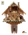 Часы настенные с кукушкой механические Engstler-48712-8 Страна: Германия (Шварцвальд) купить на triberg.ru