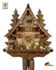 Часы настенные с кукушкой механические Engstler-4991-8 Страна: Германия (Шварцвальд) купить на triberg.ru