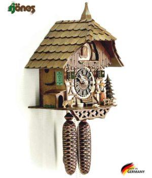 Часы настенные механические с кукушкой Hönes_8294. Страна: Германия (Шварцвальд) купить на triberg.ru