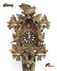 Часы настенные механические с кукушкой Hönes_858_4nu Страна: Германия (Шварцвальд) купить на triberg.ru