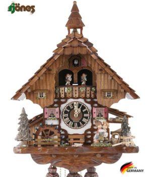 Часы настенные механические с кукушкой Hönes_86233t Страна: Германия (Шварцвальд) купить на triberg.ru