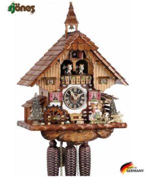 Часы настенные механические с кукушкой Hönes_86233t. Страна: Германия (Шварцвальд) купить на triberg.ru