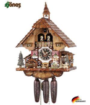 Часы настенные механические с кукушкой Hönes_86233t.. Страна: Германия (Шварцвальд) купить на triberg.ru