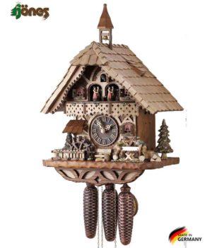 Часы настенные механические с кукушкой Hönes_86258t. Страна: Германия (Шварцвальд) купить на triberg.ru
