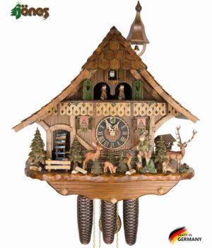Часы настенные механические с кукушкой Hönes_86276t Страна: Германия (Шварцвальд) купить на triberg.ru
