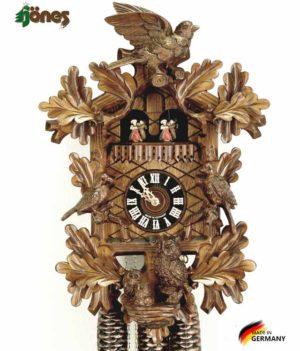 Часы настенные механические с кукушкой Hönes_8658_4tnu Страна: Германия (Шварцвальд) купить на triberg.ru