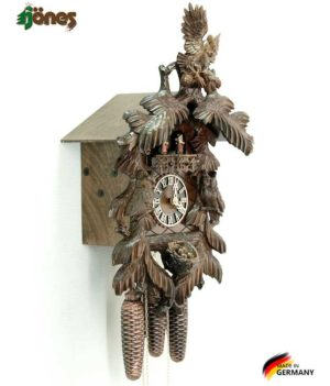 Часы настенные механические с кукушкой Hönes_86715_5nu. Страна: Германия (Шварцвальд) купить на triberg.ru
