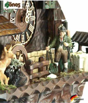 Часы настенные механические с кукушкой Hönes_86740t.... Страна: Германия (Шварцвальд) купить на triberg.ru