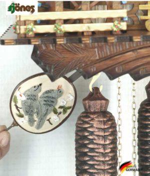 Часы настенные механические с кукушкой Hönes_86787t... Страна: Германия (Шварцвальд) купить на triberg.ru
