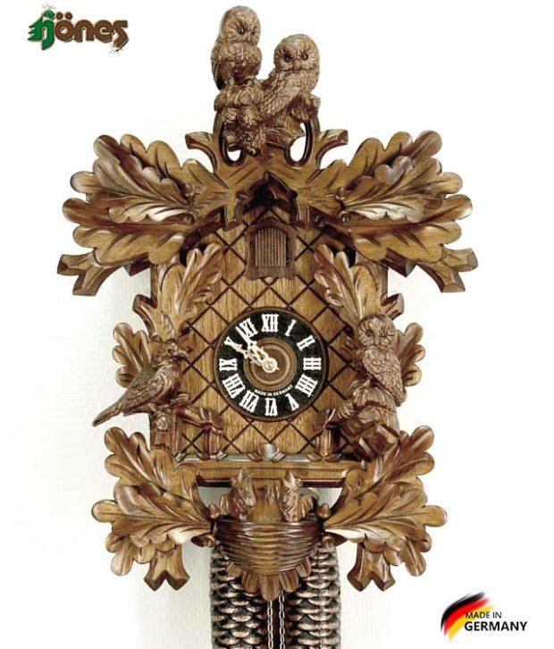 Часы настенные механические с кукушкой Hönes_879_4nu Страна: Германия (Шварцвальд) купить на triberg.ru