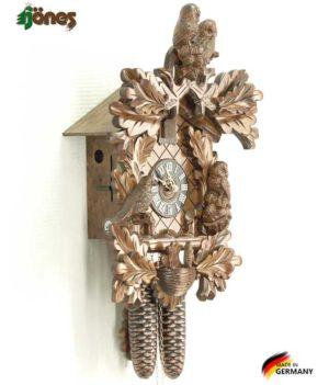 Часы настенные механические с кукушкой Hönes_879_4nu. Страна: Германия (Шварцвальд) купить на triberg.ru