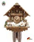 Часы настенные механические с кукушкой Hekas_885EX Страна: Германия (Шварцвальд) купить на triberg.ru