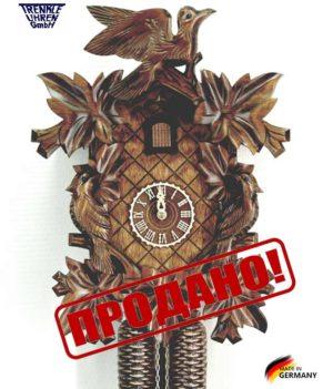 Часы настенные механические с кукушкой Trenkle_8101_4nu Страна: Германия (Шварцвальд) купить на triberg.ru