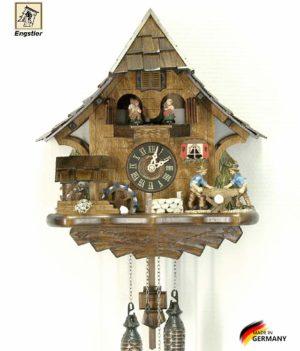 Часы настенные с кукушкой Engstler-4927qmt Страна: Германия (Шварцвальд) купить на triberg.ru