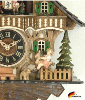 Часы настенные с кукушкой Engstler-4965qmt.. Страна: Германия (Шварцвальд) купить на triberg.ru