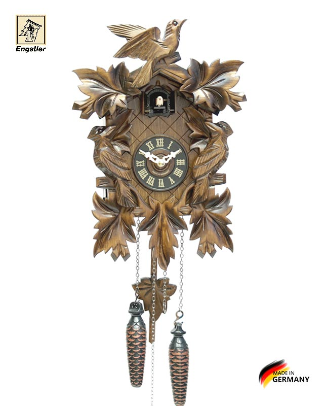 Часы с кукушкой Engstler-632q Страна: Германия (Шварцвальд) купить на triberg.ru
