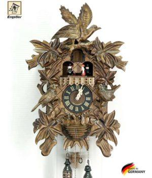 Часы настенные с кукушкой Engstler-640qmt Страна: Германия (Шварцвальд) купить на triberg.ru